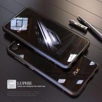 Luphie Luxury Aviation Bumper Metal Frame for Lenovo ZUK Z2 Original