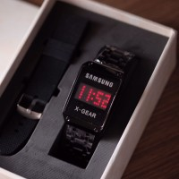 Samsung Ready 3 Pilihan Warna Jam Tangan Trendy Pria Samsung X-Gear