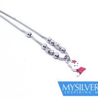 Ofashion Aksesoris Kalung XX CA 1705k079 Xuping Jewelry Necklace Accessories Emas Merah Selengkapnya .
