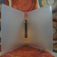 Binder Plastik A5 2 lubang
