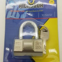 Gembok 50mm Merk RICHDOOR / padlocks