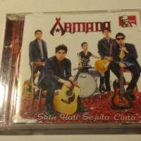 CD Musik, ARMADA, SATU HATI SEJUTA CINTA