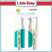 little baby sendok tiga bayi