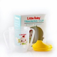 little baby training cup 304