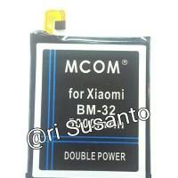 Baterai M-COM BM32 For Xiaomi Mi 4 Double Power 5000mAh