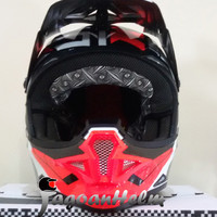 Helm Original/Murah/Baru KYT Helm Cross Over Super Fluo Edition Super