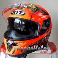 Helm Original/Murah/Baru KYT Helm K2 Rider Super FLUO