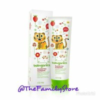 Babyganics Toothpaste Strawberry