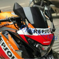 KEREN!! Spion Ninja 250 Fi Untuk Cbr 150 Fi Cbu Thailand , Cbr 150 K45