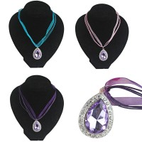 kalung princess sofia the first putri purple