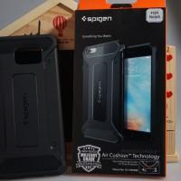 Spigen Samsung Galaxy J7 Prime on7 Soft Back Case HP Rugged Armor TPU