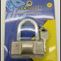 Gembok 60mm Merk RICHDOOR / padlocks Murah