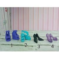Sepatu Barbie Original Mattel Cantik