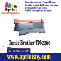 Toner brother TN 2280 cartridge printer laserjet compatible