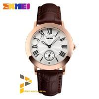 SKMEI Fashion Jam tangan cewek / wanita WR 30m - 1083CL 1083 Brown