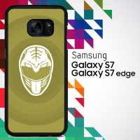 Power Rangers White Lion 0243 Casing for Galaxy S7 Hardcase 2D Casing