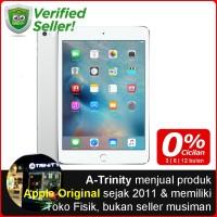 BNIB iPad Mini 4 Wifi Cellular 32GB White Silver GARANSI APPLE 1 THN