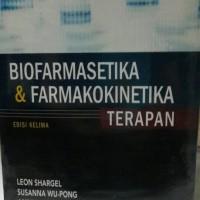 BIOFARMASETIKA & FARMAKOKINETIKA TERAPAN