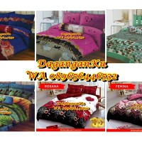 Bedcover set internal group No. 1 , 2 , 3 terlaris