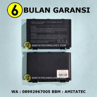 Baterai Laptop Asus A32-F82 K40 K40IJ K40IN