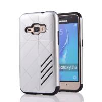 Tough Case Dual Layer Armor Bumper TPU Softgel Samsung Galaxy J3 2016