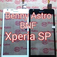 Touchscreen, Sony Xperia Sp, C5302, C5303