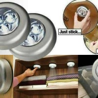 Lampu Tempel Led / Stick Touch Lamp