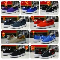 harga Sepatu Wanita Sneakers Nike Slop Made In Vietnam Asli Import Tokopedia.com