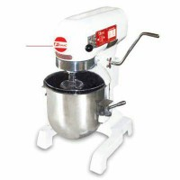 Planetary Mixer With Cover Fomac DMX-B15A Mixer Roti 15 Liter