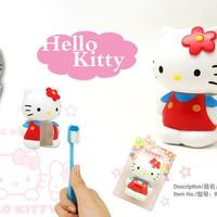 Jual PROMO Hello Kitty Toothbrush Holder (Tempat Sikat Gigi) Murah