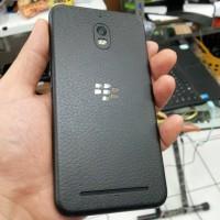 BlackBerry Aurora Leather Texture Skin Protector - 3M Original Japan
