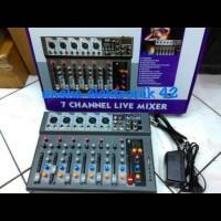 MIXER AUDIO LINE F7 USB