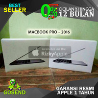 "BNIB Macbook Pro 13"" Grey 2016 Retina MLL42 Core i5 RAM 8GB SSD 256GB"