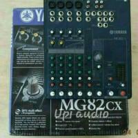 Mixer Yamaha MG82cx audio yamaha 8 chanel..
