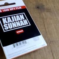 Flashdisk Islami MP3/MP4 Kajian Sunnah 16gb