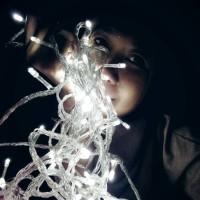 Jual LAMPU TUMBLR PUTIH LAMPU HIAS LAMPU NATAL LED Murah