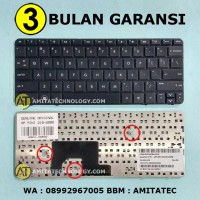 Keyboard HP Mini 110-3500 210-4000