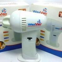 WAXVAX / Alat pemberesih telinga / alat sedot telinga