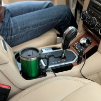 Car Mug Stainles Mug Pemanas Dalam Mobil