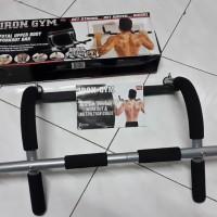 Iron Gym alat fitnes alat olah raga pull up