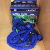 Selang Magic x hose 15 M / alat cuci mobil motor kebun