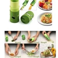 Alat pemotong sayuran vegetable spiral