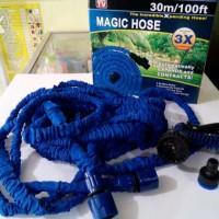Selang Magic x hose 30 M / alat cuci mobil motor kebun