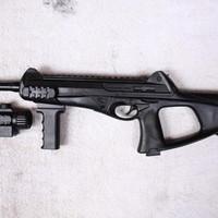 Mainan Pistol MP-900 ABS M199 Semi Rifle Baretta90 Tembak Tembakan 2nd