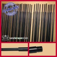 harga Laras Baja Od 13-70 Cm Sharp Tiger (hitam) Tokopedia.com