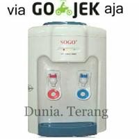 SOGO SG-282 DISPENSER AIR PANAS / DISPENSER AIR MINUM HOT NORMAL