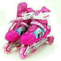 Jual sepatu roda anak FROZEN, TERBARU!!! Murah
