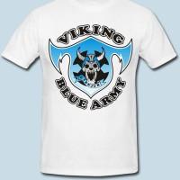 harga Kaos Viking Blue Army / Kaos Supertor Persib Tokopedia.com