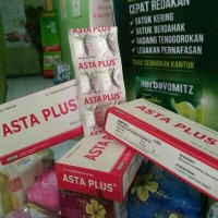 ASTA PLUS KAPSUL || Per strip isi 6 kapsul