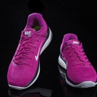 Sepatu Nike LunarEclipse 5 Fuchsia Glow Pure Platinum 4056